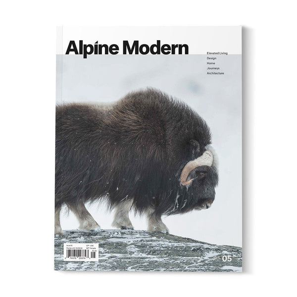 Alpine Modern Magazine Issue 05 - Alps & Meters  - 1
