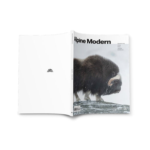 Alpine Modern Magazine Issue 05 - Alps & Meters  - 9