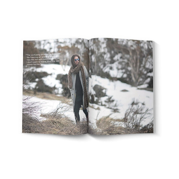 Alpine Modern Magazine Issue 05 - Alps & Meters  - 5