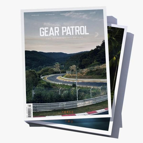 Gear Patrol Magazine: Issue 3