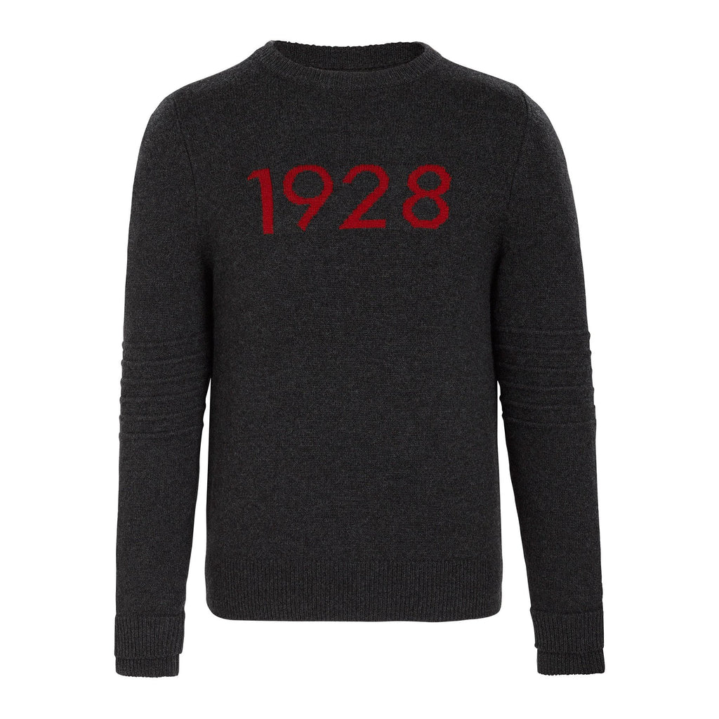 Cashmere Ski Race Knit Sports Club - Inferno