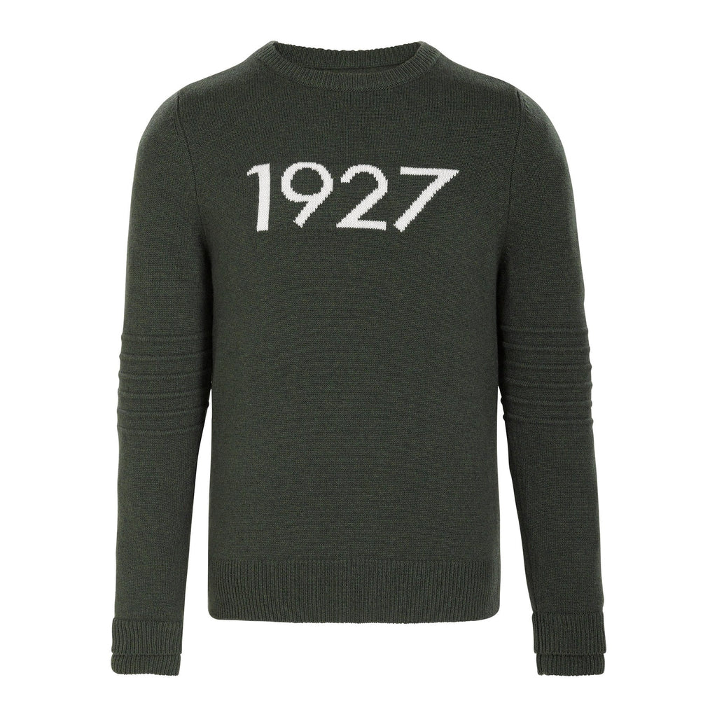 Cashmere Ski Race Knit Sports Club - Moosilauke