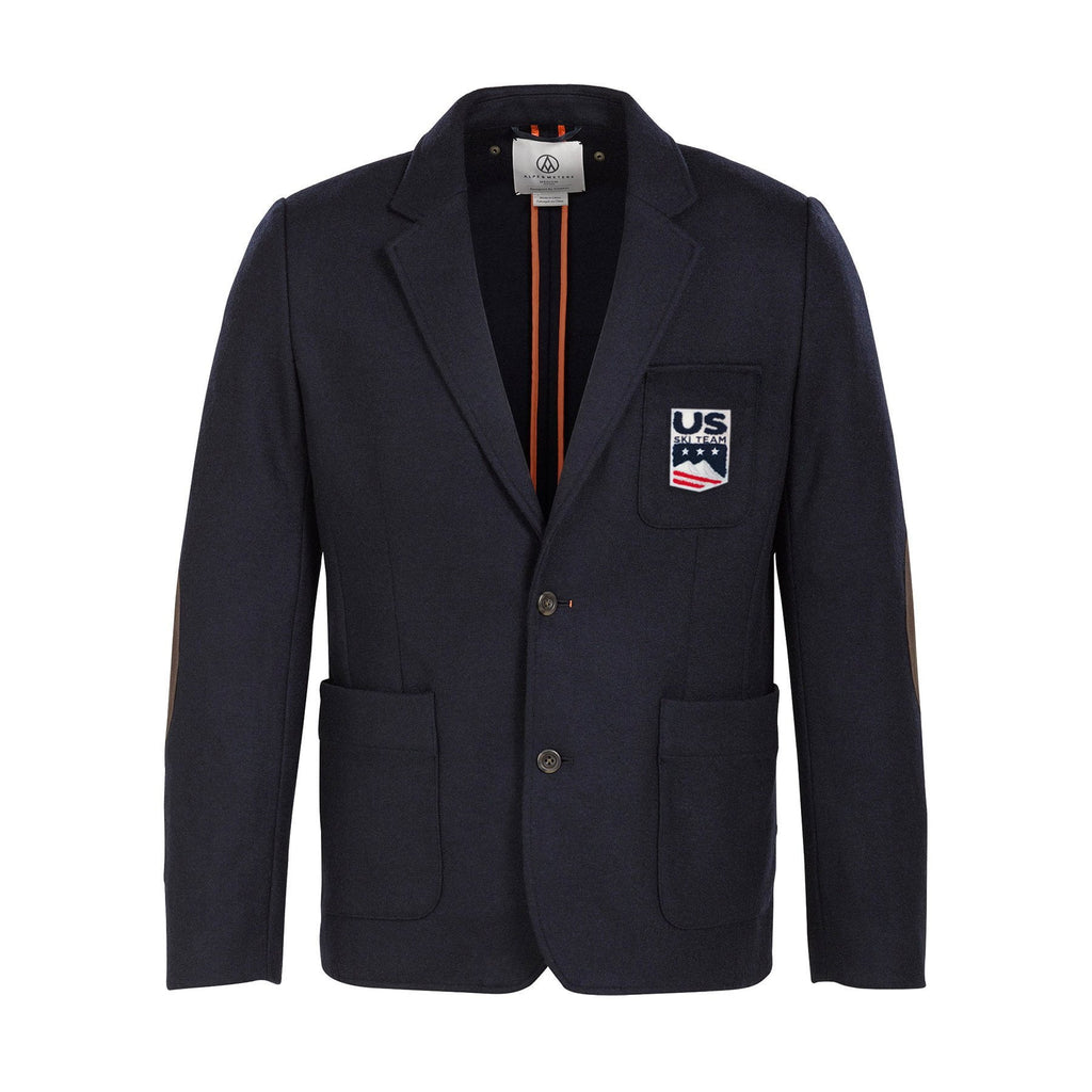 U.S. Ski Team Alpine Sports Club Blazer