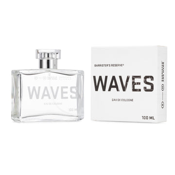 Barrister's Reserve® Waves Eau de Cologne, 100 ml - Barrister and Mann LLC