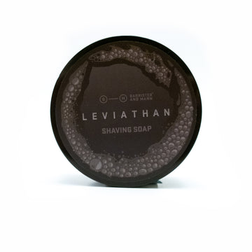 Leviathan Shaving Soap (Excelsior) - Barrister and Mann LLC