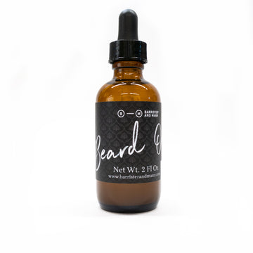 Beard Oil - Barrister and Mann LLC