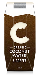 COCONUT WATER & COFFEE 330ML