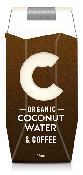 COCONUT WATER & COFFEE