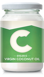 ORGANIC COCONUT OIL 300g
