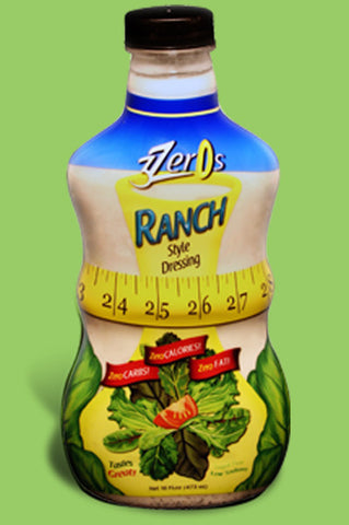 3 Zeros Ranch Dressing