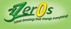 3 Zeros Salad Dressings