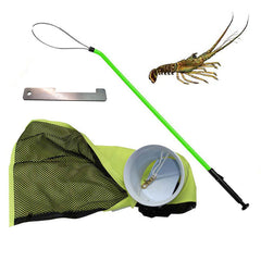Pro Lobster Kit - Snare, Catch bag, & Guage