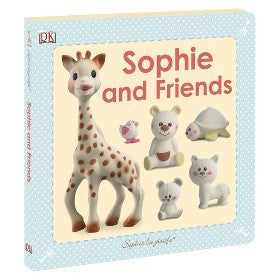 Sophie and Friends Book - Posh Babies