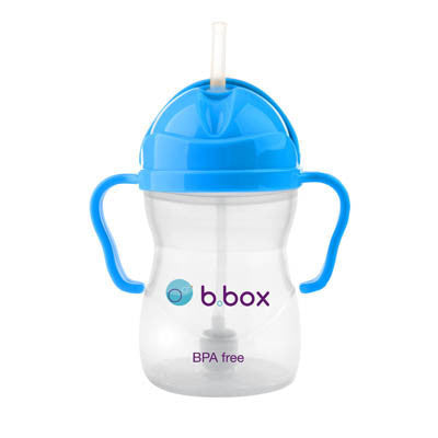 B Box Sippy Cup Cobalt BLUE Limited Edition - Posh Babies - 1