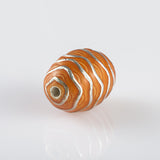 3C Studio Silver Wave Bead