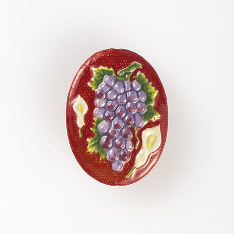 3C Studio Fruit Bead - Grapes and Calla Lily