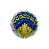 3C Studio Green/Blue Butterfly Bead