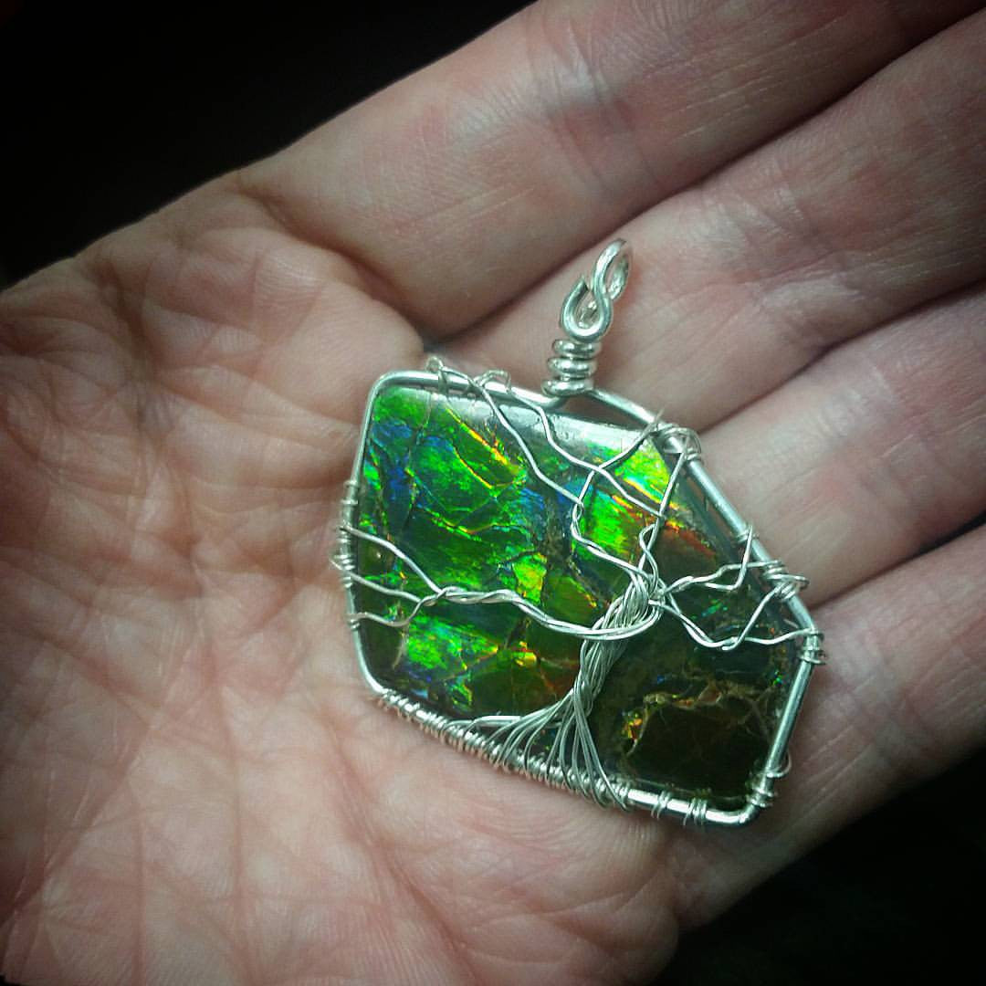 Tree of Life Pendant Workshop - Tuesday (Part 1) May 10th, Thursday (Part 2) May 12th