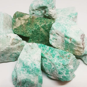 Amazonite (1/2 Pound Rough Large)