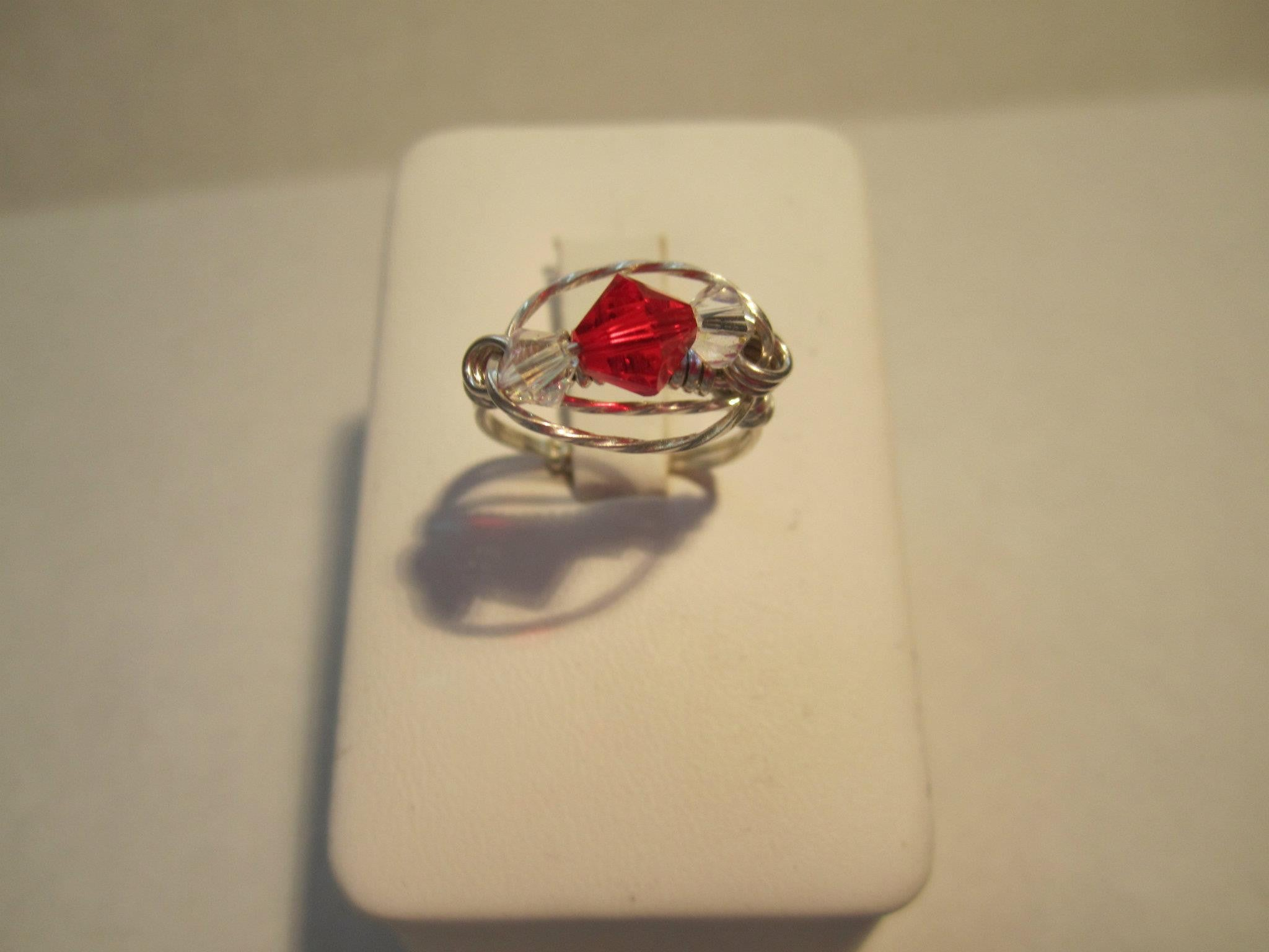 Wire-Wrap Ring (intro class) October 13th, 2016