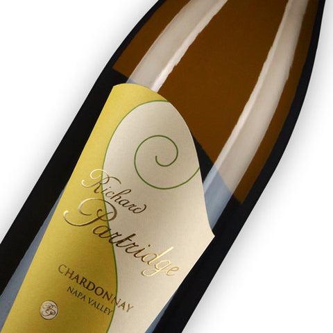 2012 Richard Partridge Chardonnay, Napa Valley