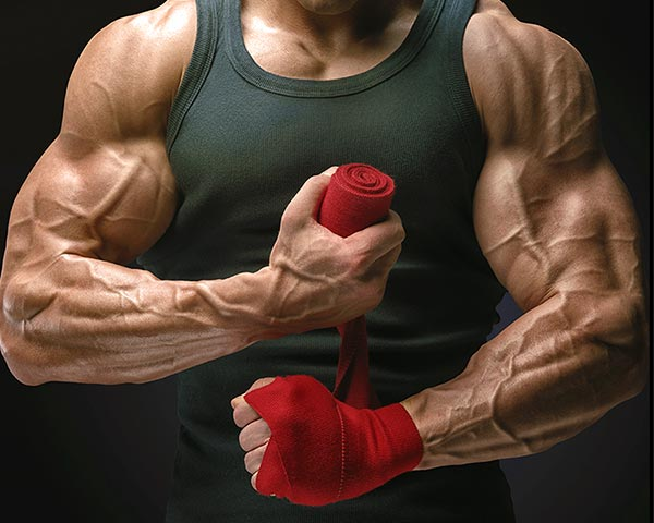 Get Bigger Pumps & Greater Vascularity