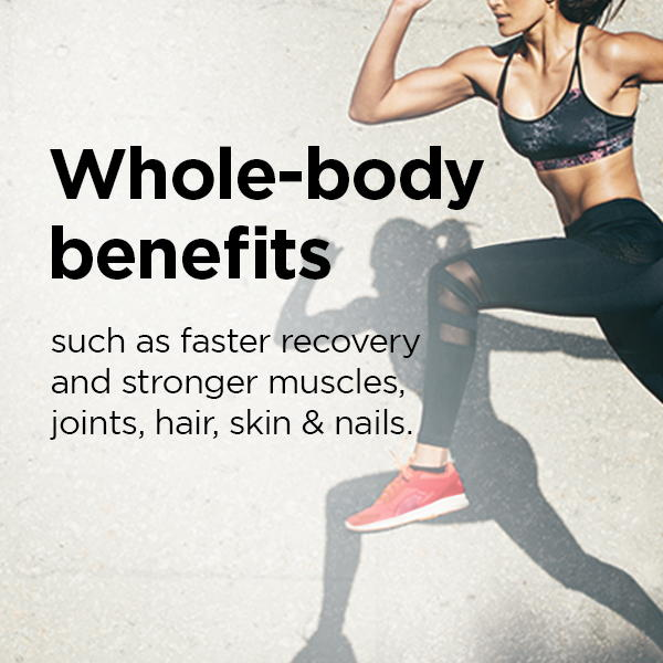 whole-body benefits