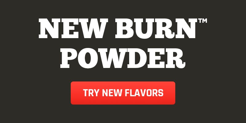 Vintage Burn Powder