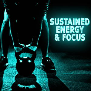Sustained energy and focus