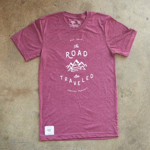Road Less Traveled Tee