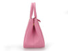 Prada Saffiano Leather Tote Handbag BN2245 Cherry Pink (Begonia)
