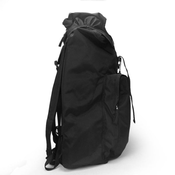 b62bd361ee65 Prada Large Vela Nylon Backpack V136 Black (Nero) – BRANDS N BAGS