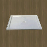 Shower Base Aussie 760X900 Centre Outlet