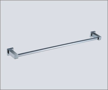 ROLA 600MM SINGLE TOWEL RAIL