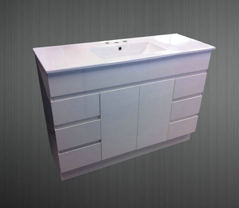 1200mm SLIMLINE VANITY UNIT