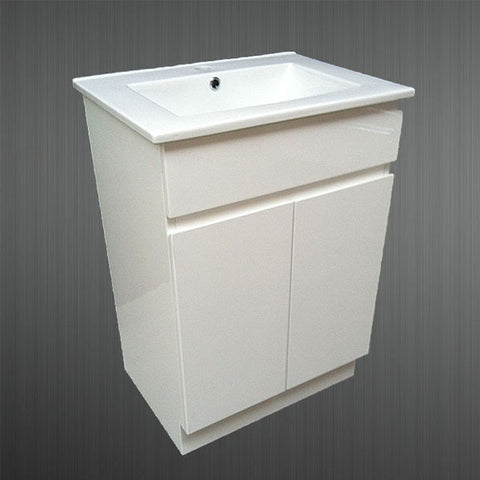 600mm SLIM LINE VANITY UNIT