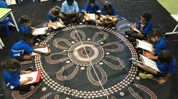 POP UP SALE - ABORIGINAL RECYCLED MATS