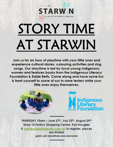 Storytime at Starwin
