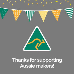 Our products are Made in Australia