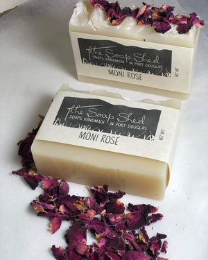 The Soap Shed - Moni Rose Soap Bar