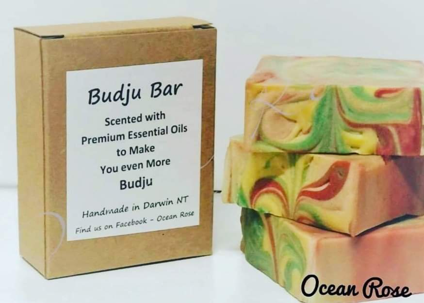 Ocean Rose NT - Budju Soap Bar