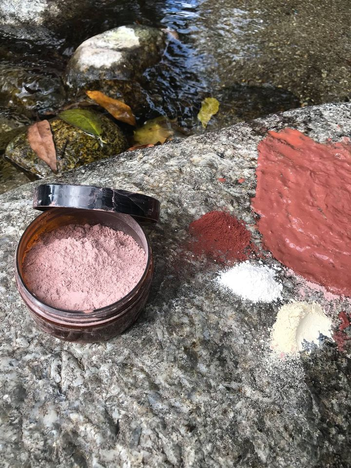 Kija Creations: Ochre Body Mud