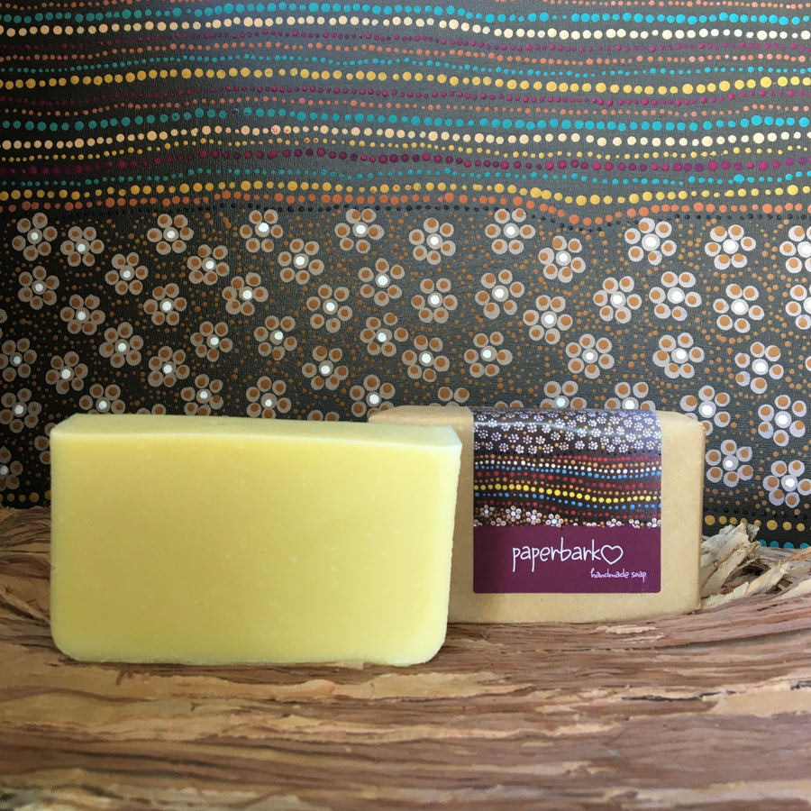 Paperbark Love Soap: Lavender & Rose