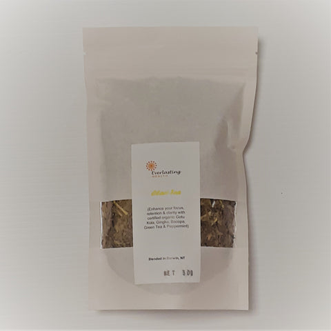 Everlasting Health Organic Tea: Clari-Tea Blend