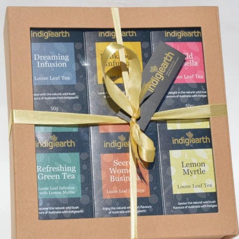 Indigiearth Tea Gift Box