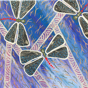 Sharona Bishop Dragonfly Starwin