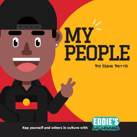 My People Book by Eddie Betts