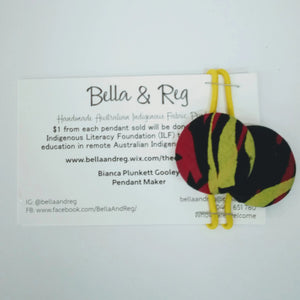 Bella & Reg - Hair Bobbles Yalanji