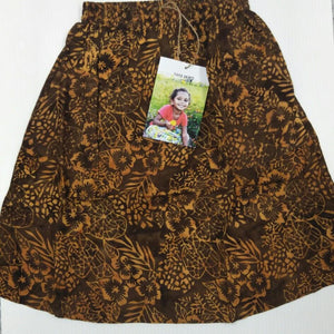 Yapa Skirts for Little Ones: Brown