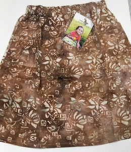 Yapa Skirts for Little Ones: Cocoa